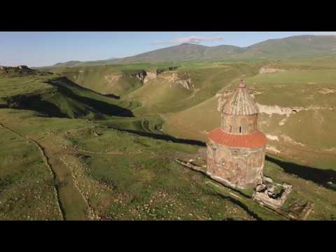 Ancient Armenian City of Ani now in Eastern Turkey