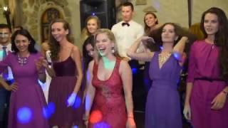 Танцевальный Флешмоб батл на свадьбе
