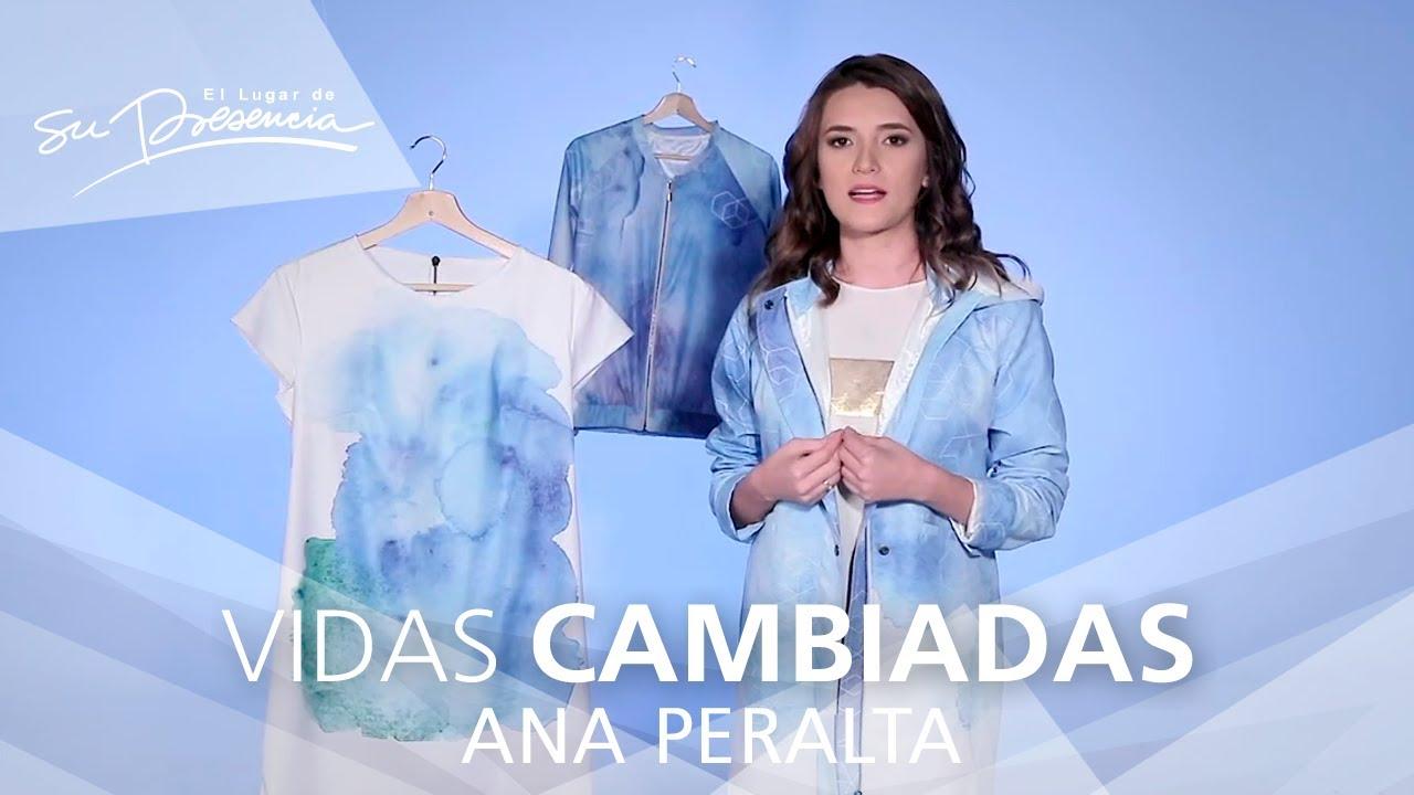 📹 Testimonio: Jesús me liberó de la ansiedad, ahora con el diseño adoro a Dios   Ana Peralta
