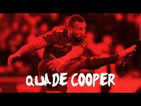 Quade Cooper Tribute Toulon