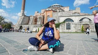ISTANBUL, TURKEY // Turkish Airlines Layover