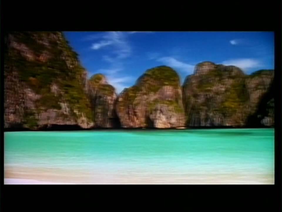 la playa beach dicaprio youtube