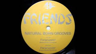 Natural Born Grooves - Forerunner (Booka Shade Remix) (Trance 1996)