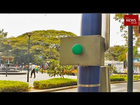 We tried to use Bengaluru's new pedestrian crossing system Here's what happened