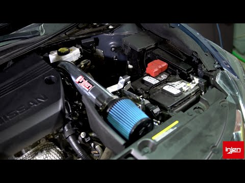 SP1948 - 2013-2018 Nissan Altima Intake Install Video
