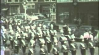 LaGrange Illinois Pet Parade 1950s with Kukla Fran and Ollie .wmv