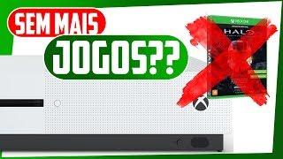 FICAREMOS SEM JOGOS para XBOX ONE após a CHEGADA da NOVA GERAÇÃO? QUE ABSURDO!