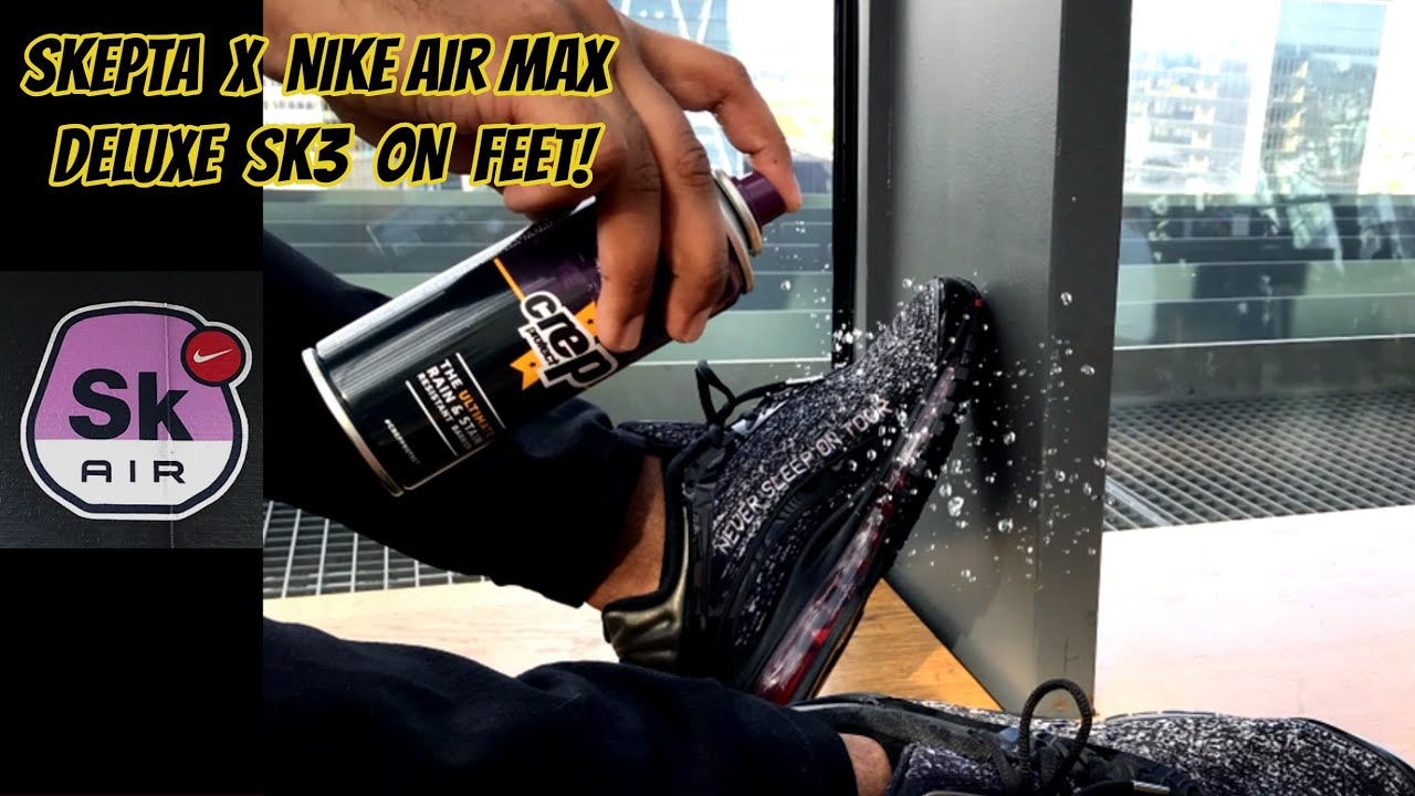 Grime and Air Maxes : Nike x Skepta Air Max 97 Review & On