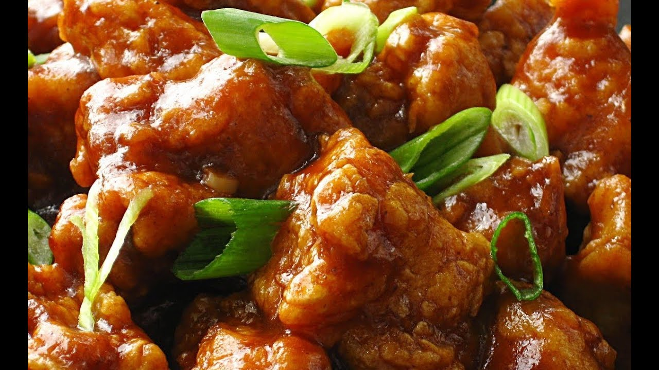 How to prepare general tsaos chicken chinese recipes chinese food how to prepare general tsaos chicken chinese recipes chinese food non vegetarian youtube forumfinder Images