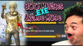 800 Matches Arcade Mode .EXE