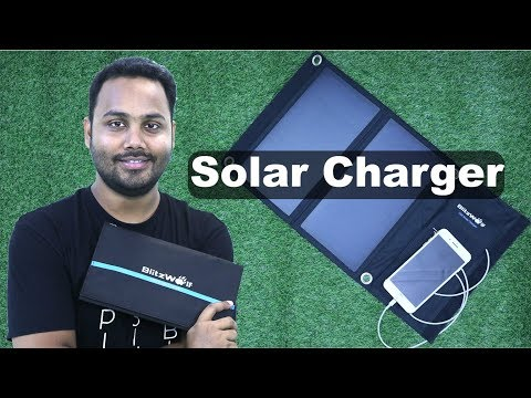 The Best Portable Solar Chargers for Your Smartphone