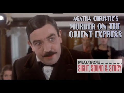 """Editor Anne V. Coates, ACE on Using Limited Coverage in """"Murder on the Orient Express"""""""