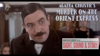 """Editor Anne V. Coates, ACE on Using Limited Coverage in the classic """"Murder on the Orient Express"""""""