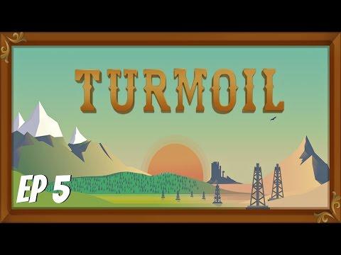 Turmoil Gameplay- Episode 5- Drying up the Desert