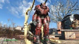 Fallout 4 055 - Супермутанты, ракеты, боль и легендарочки