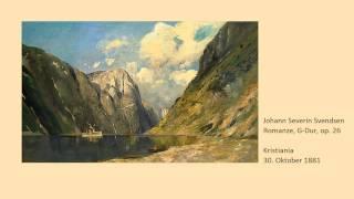 Johann Severin Svendsen - Romanze, G-Dur, op. 26