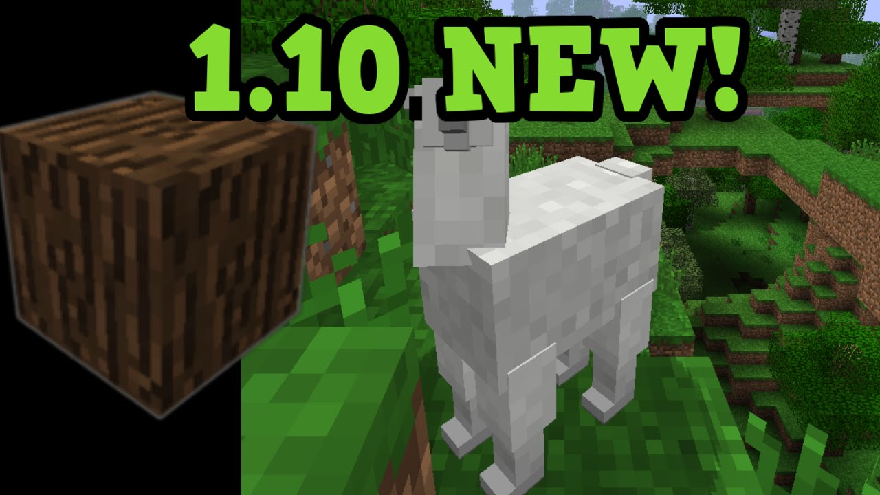 Ps3 Minecraft 1.10 Update