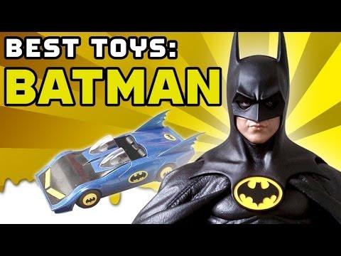 Best BATMAN Toys - Toy Pizza (Ep. 9)