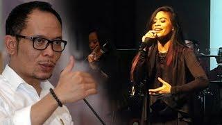 Kikan Ex Cokelat Bawakan Lagu Menteri Tenaga Kerja
