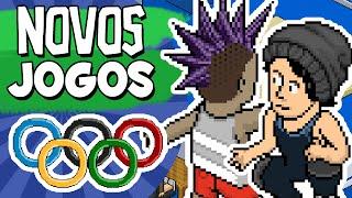 NOVOS jogos olímpicos nas OLIMPIADAS 2016 - Habbo