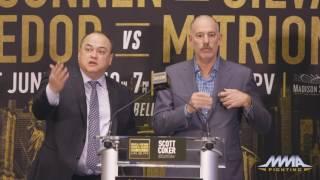 Bellator 180 Press Conference - MMA Fighting