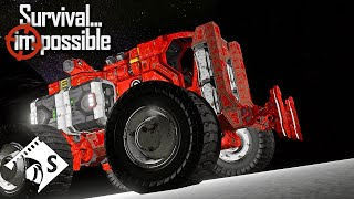Survival Impossible - The Pod Lifter #38 - Space Engineers Hardcore Survival