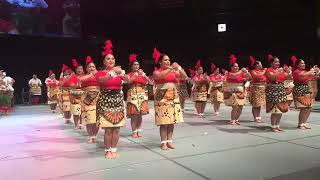 Tongan Chapter Culture Night 2018 BYUH