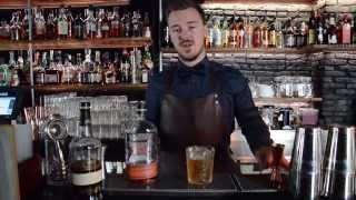 Old-fashion Af Danmarks Bedste Bartender, Ted Dako