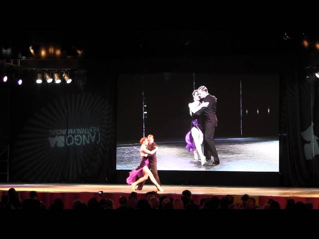 337, Belgica, Mundial Tango 2013, Escenario