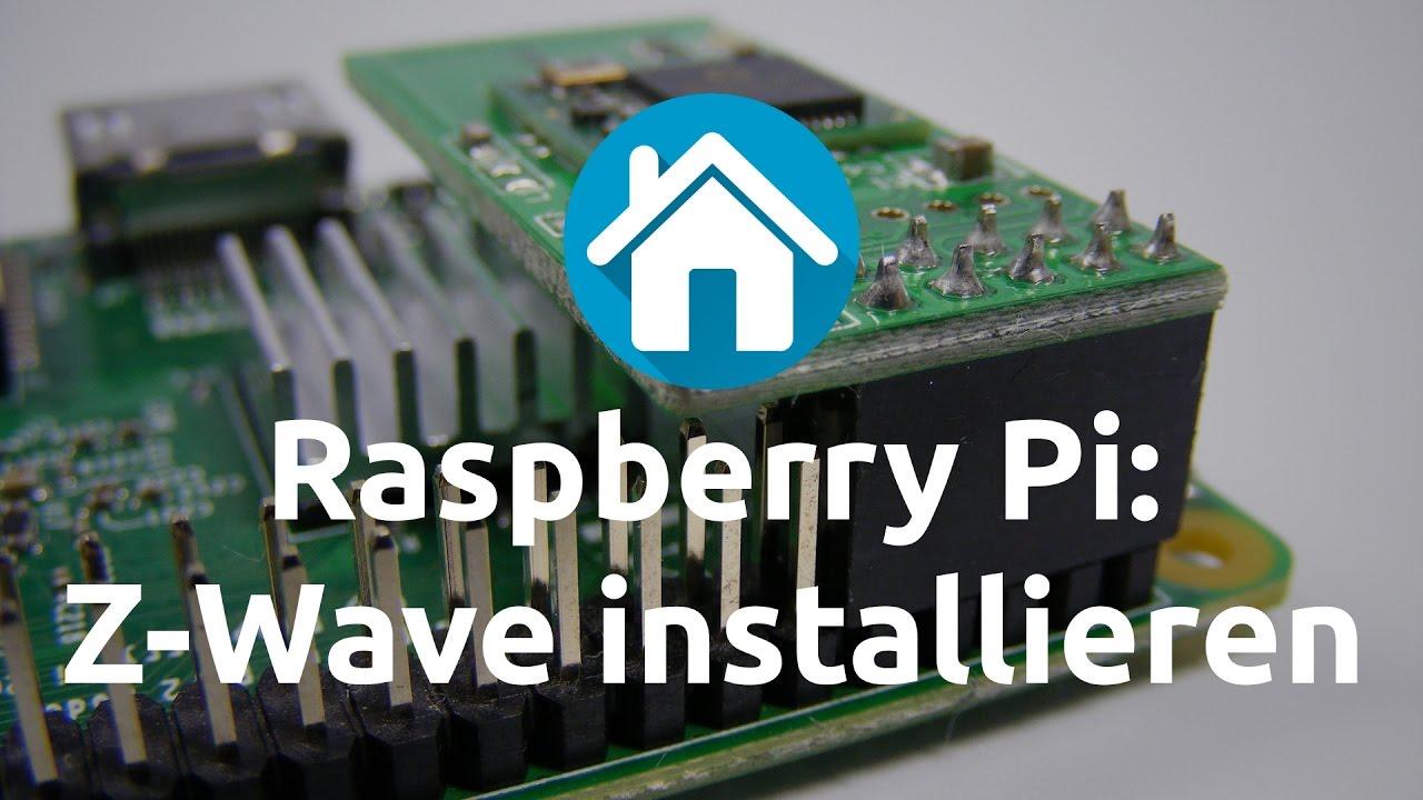 RaZberry Z-Wave Modul auf Raspberry Pi installieren   Smarthome Blogger