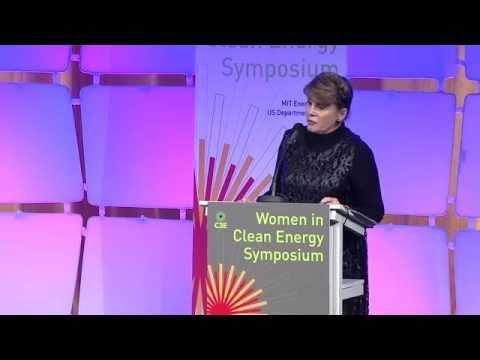 Keynote (Melanie Kenderdine, Department of Energy)
