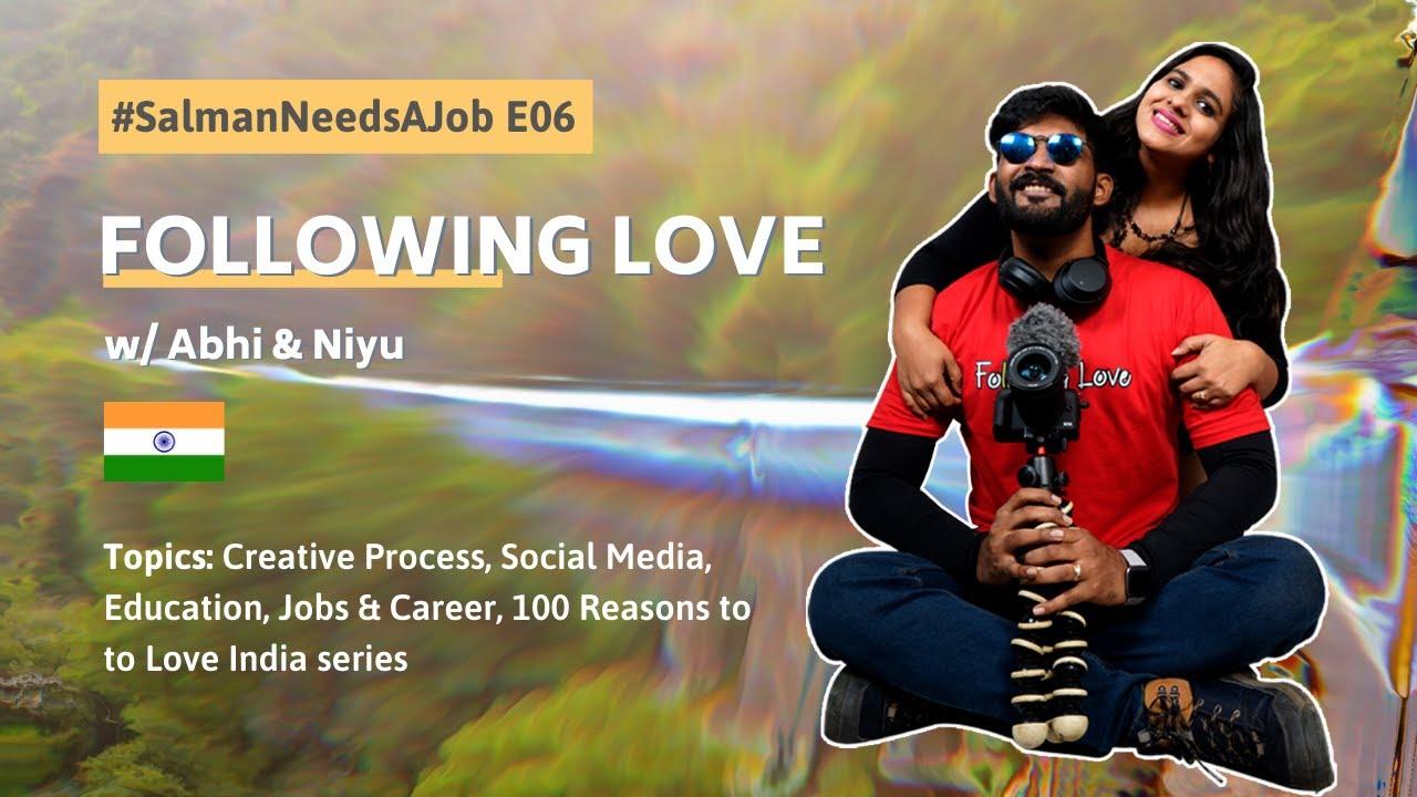 Abhi and Niyu on their Creative Process & Jobs - #SalmanNeedsAJob E06 -  YouTube