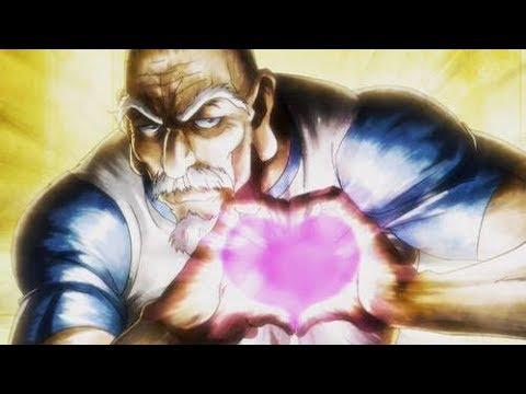 ✋✌✊『經典重現』百式觀音 會長 VS 蟻王 獵人HXH【 怪物彈珠 Monster Strike 】