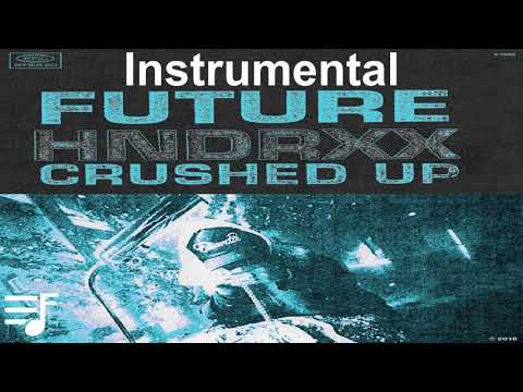 Future – Crushed Up Instrumental (Reprod. By Osva J)