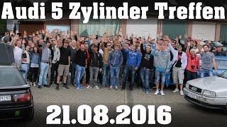 OK-Chiptuning - Marco´s Turbo Page | 2016 Audi 5 Zylinder 20V Turbo Treffen