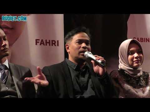 Sidang Media Filem AYAT AYAT CINTA 2 di Malaysia