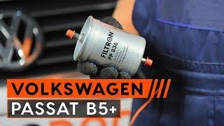 Remplacer Triangle de direction arrière et avant VW PASSAT Variant (3B5) - instructions vidéo