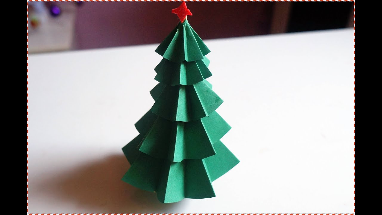 Christmas Craft Tree