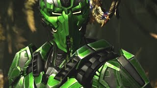 Mortal Kombat XL - Cyber Reptile V2 Costume / Skin *PC Mod*