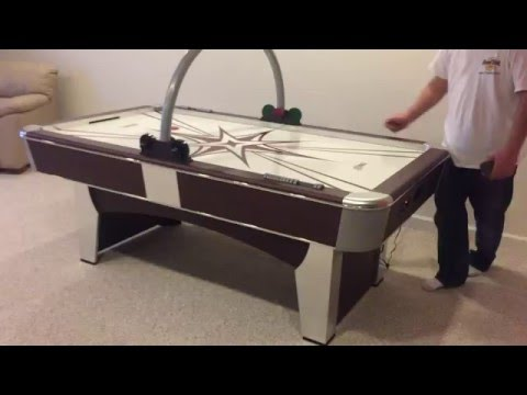 Top 8 Air Hockey Tables Of 2019 Video Review