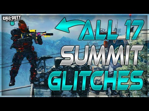Bo4 Glitches: ALL 17 *New* Summit Insane Working Glitches - Best Working Glitches