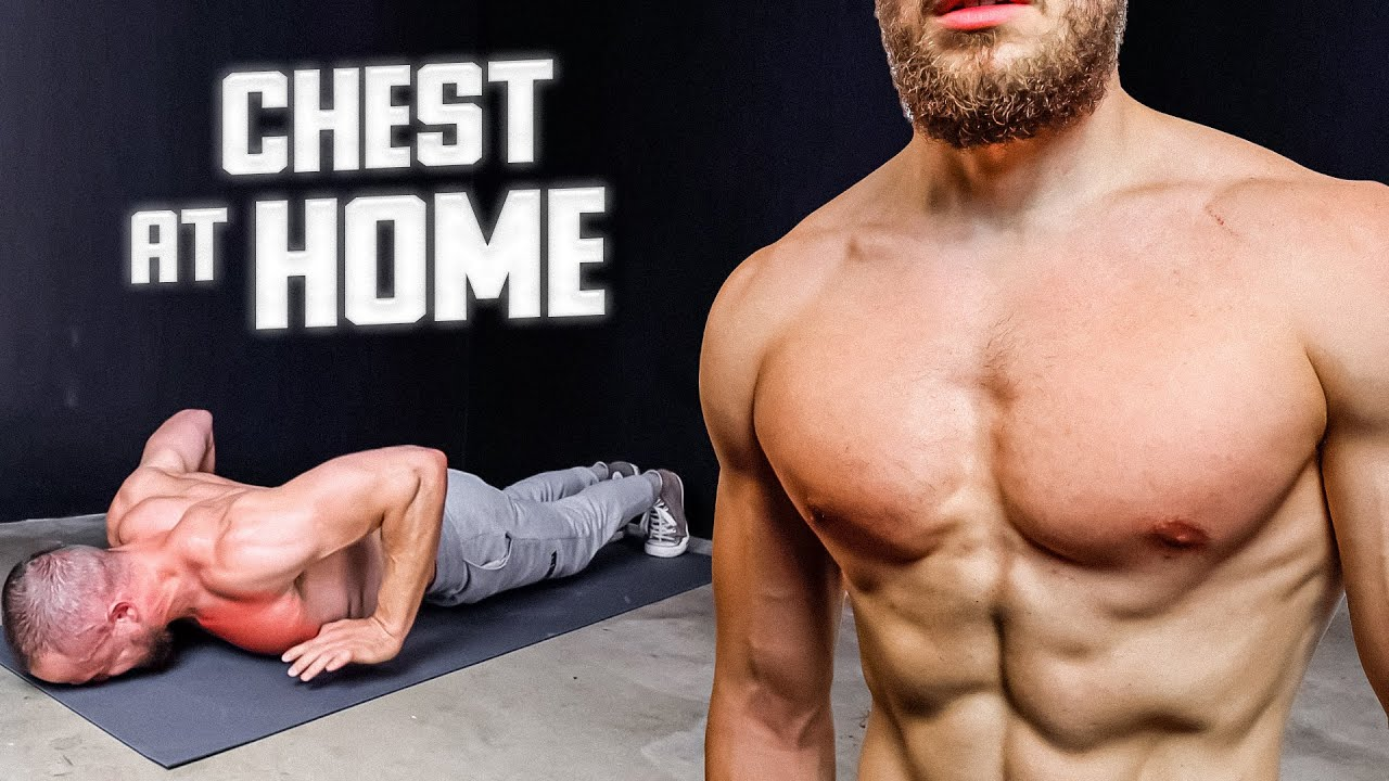 Do This For Chest at Home | 100% Chest Growth