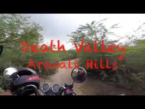 Death Valley - Aravali Hills