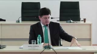 Preşedintele Consiliului Judeţean, primarul Aradului şi parlamentarii de Arad s-au întâlnit astăzi