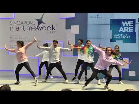 Opening Launch of Singapore Maritime Week 2017