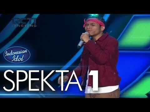 KEVIN - SADIS (Afgan) - SPEKTA 1 - Indonesian Idol 2018