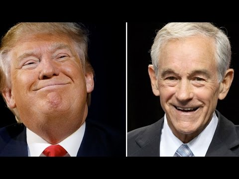 INTERVIEW: Ron Paul on President Trump