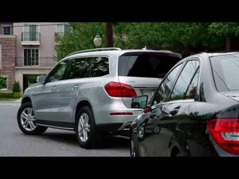 Active Parking Assist -- Mercedes-Benz