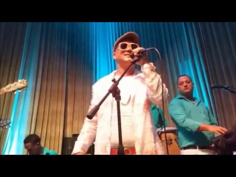 Recuerdo tus ojos de Kiko Rodríguez (bachata dominicana) en Los Ángeles mayo 2017