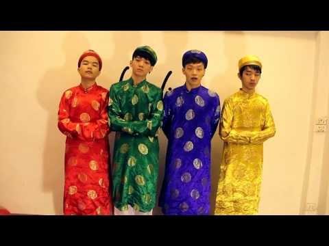 [Hướng dẫn bài nhảy] FLASHMOB Hà Nội chào Xuân Giáp Ngọ 2014 @Handi crew